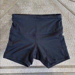 High Waisted Champion Shorts